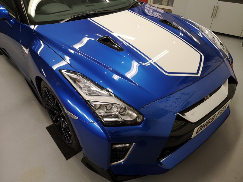 Nissan GTR 2019 limited edition.